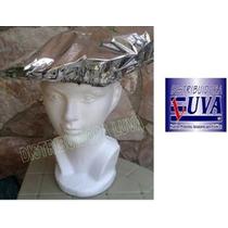 Gorra De Aluminio Para Tratamiento