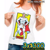 Blusas De Dama Kaliman ¡¡¡oferta Playera Gratis¡¡¡ Aprovecha