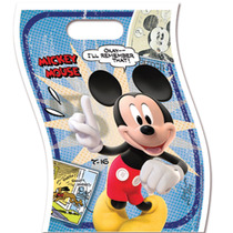 Mickey Mouse Clasico Bolsitas De Plastico Dulceras