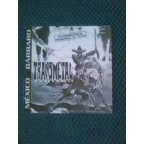 Transmetal-mexico Barbaro-cd Promo En Cartoncito