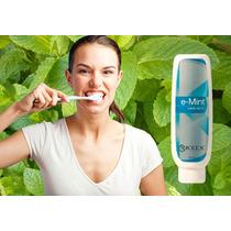 6 Pasta Dental Sin Fluor -- E-mint [rinde El Doble]