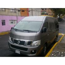 **renta De Camionetas Toyota Hiace Con Y Sin Chofer