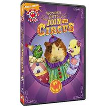 Wonder Pets: Únase A La Dvd Circo