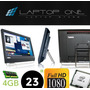 All In One Lenovo M90z 23 Core I5 4 Ram 250 Dd Touch Win P