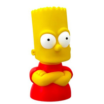 Padrisimas Alcancias Bart Simpson Nueva Bustbank
