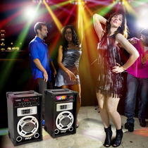 Sistema Disco Dos Altavoces Pyle 800 Watts Bluetooth Audio
