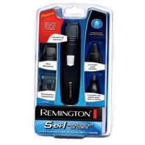 Rasuradora Remington 5 En 1 Cortapelo, Nasal, Afeitadora