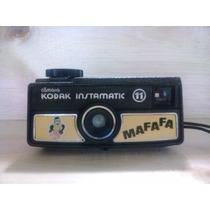 Cámara Vintage Kodak Odisea Burbujas Mafafa Musguito