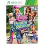 Barbie And Her Sisters Puppy Rescue Nuevo Sellado Xbox 360