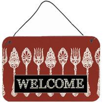 Bienvenido Al Servicio De Cucharas De Aluminio De Pared De M