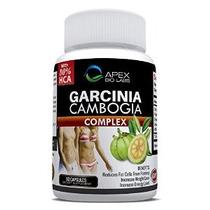Garcinia Cambogia Premium Ultra Pure Extracto De 60 Cápsulas