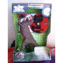 T-rex Descubrimiento Del Dinosaurio Con Cuento Aventura