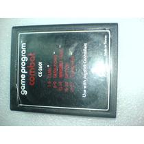 Combat De Atari 2600 Game Program Cx2601 Fdp