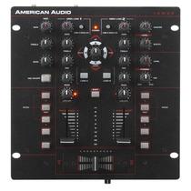 American Audio 10mxr Mezcladora 2 Canales 10-mxr
