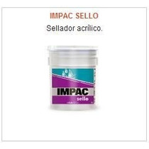 Sello Super Concentrado Impac 1lto Rinde Hasta 20m2