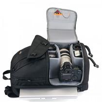 Mochila Lowepro Fastpack 350 Camara Y Computadora 17