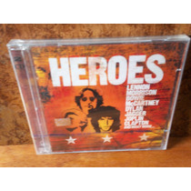Heroes. Lennon, Bowie, Dylan, Jagger, Clapton, Rod. 2 Cd.