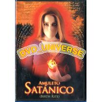 Amuleto Satánico (2003) Birth Rite. Dir. Devin Hamilton Dvd