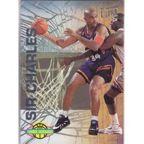 1993-94 Ultra Famous Nicknames Sir Charles Barkley Suns