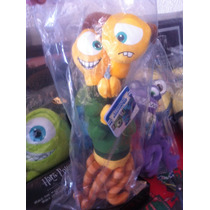 Monster University Terri Terry Perry Disney Pixar Igo Colecc
