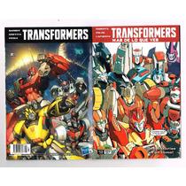 Transformers # 1 - Hasbro - Editorial Panini