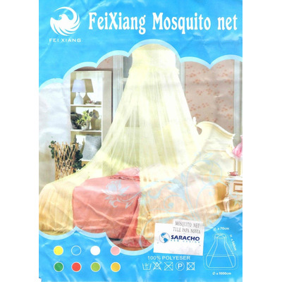 Pabellon mosquitero redondo omm en mercado libre for Pabellon para cama king size
