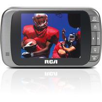 Tv Portátil Rca Dht235a 3.5-inch Led-lit 720p 60hz Importada