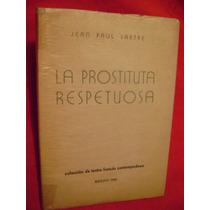 La Prostituta Respetuosa - Jean Paul Sartre
