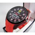Reloj . F E R R A R I . Nuevo Acero/caucho Krtn1