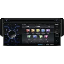 Stereo Boss Audio Bv7464b In-dash Single-din 4.6-inch Detach
