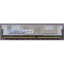 Memoria 2 Gb Ddr2 667 Fully Buffered Ecc Diferentes Marca
