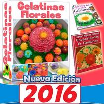 Kit Empresarial Recetas Gelatinas Artisticas Dinero Negocio