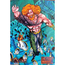 Aquaman / Dc Vs Marvel Comics Cards 15
