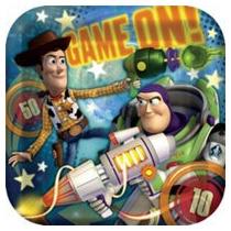 Toy Story Fiesta Importada, Autorización Disney Pixar