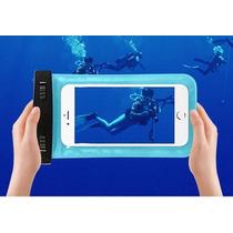 Funda Contra Agua Universal Iphone Galaxy Nokia Motorola Etc