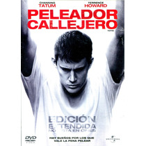 Dvd Peleador Callejero ( Fighting ) 2009 - Dito Montiel