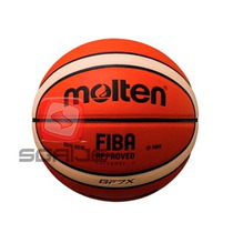 Balón Basquetbol Gf7x Giugiaro Piel Sintética N.7 Molten Gf7