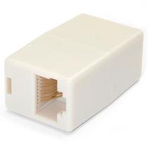 Caja De Empalme Acoplador Cable Cat5 Ethernet Utp - 2x Hemrj