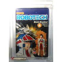 Robotech Marcross 1986 Machbox Afa 80 Rick Hunter Moc Op4