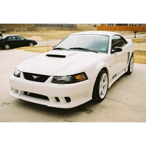 Ford Mustang Saleen S281 Defensa Delantera 99 00 01 02 03 04