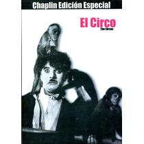 Dvd El Circo ( The Circus ) 1928 - Charlie Chaplin / Merna K