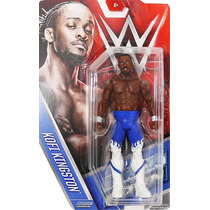 Wwe Figura De Kofi Kingston Serie Basica Mattel