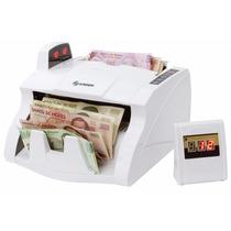 Bill100 Contador De Billetes Con Sensor Uv Banda Magnetica