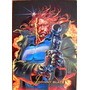 Ghost Rider Johnny Blaze / Marvel Comics Pepsi Cards 55