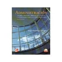 Libro Administracion Teoria Proceso Areas Funcionales Y *cj