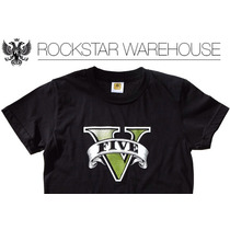 Playera Original Gta V Mayoreo Xbox One Ps4