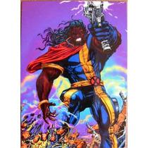 Bishop / Marvel Comics Pepsi Cards 58 / Tarjetas