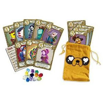 Carta De Amor Adventure Time Clamshell Card Game