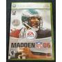 Madden Nfl 06 Para Xbox 360 Usado