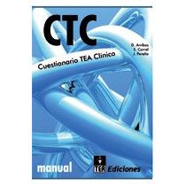 2 Pruebas Completas Ctc,cti. Tea,pruebas Psicométricas,test
